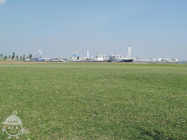 東扇島東公園