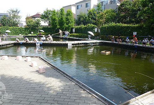 魚つり広場
