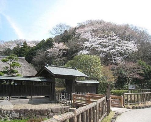 江戸時代の古民家