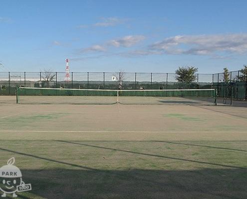 テニスコート(要予約)