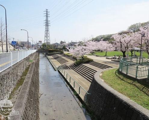 大丸谷戸川