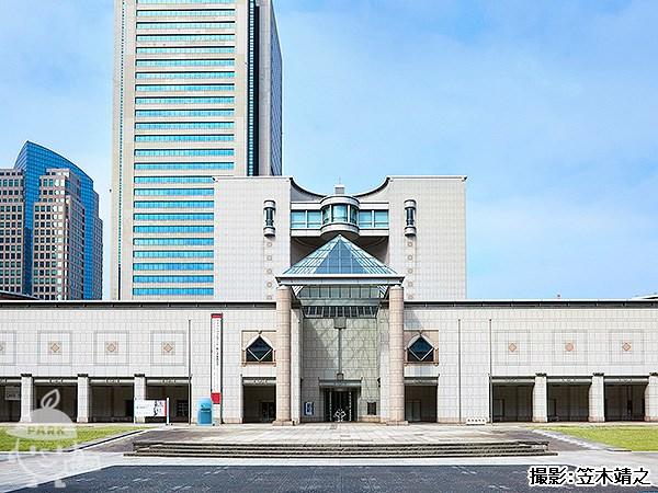 子どものアトリエ「親子のフリーゾーン」・横浜美術館