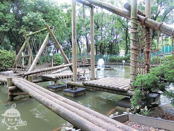 多摩川横断