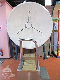 パラボラ実験装置