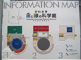 館内マップ