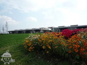 神奈川県立花と緑のふれあいセンター 花菜ガーデン