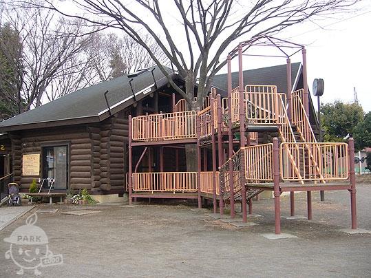 いずみ台公園こどもログハウス・げんきっこ