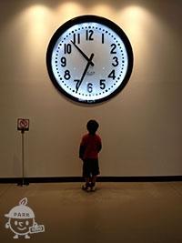 横浜駅大時計