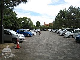 磯浜駐車場