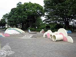 ゆうゆう広場の遊具2