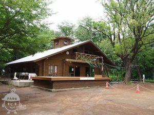 綱島公園こどもログハウス・モッキー