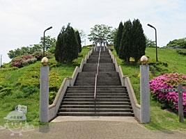 金のたまご階段