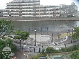 アリス広場(水上ステージ)