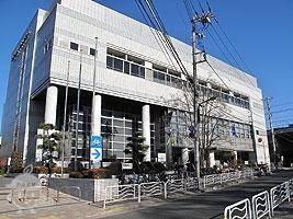 江東区亀戸スポーツセンター