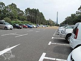 第一駐車場(南)