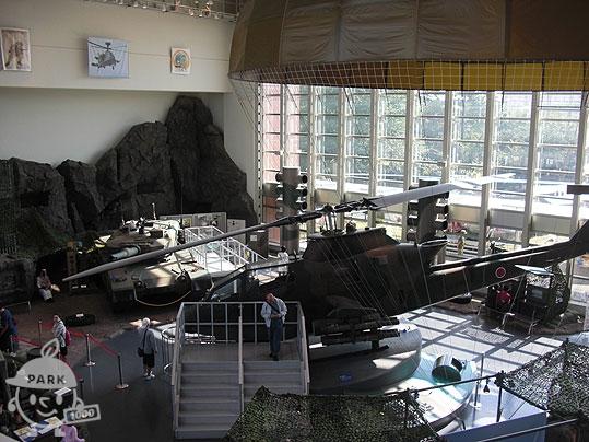 陸上自衛隊広報センター・りっくんランド