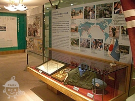 二階展示室