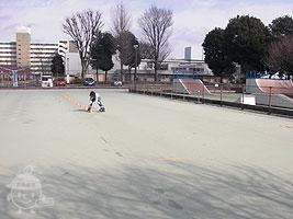 スケート広場