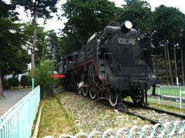 C58蒸気機関車