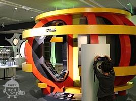 核融合装置模型