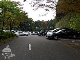 林間駐車場