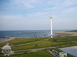 <東ビーチ>海水浴場