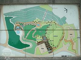 公園案内図(Bゾーン)