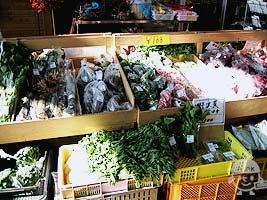 農産品直売所