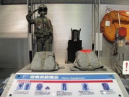 搭乗員装備品