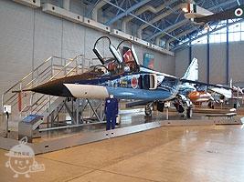 T-2高等練習機 ブルーインパルス仕様