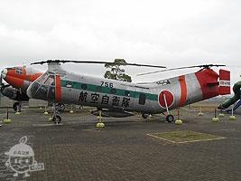 H-21B救難ヘリコプター