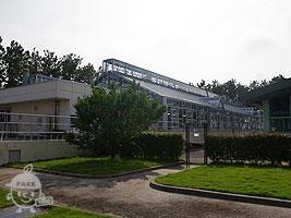 ハウス加温室