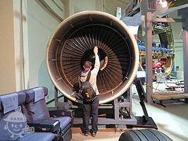 JT-9Dエンジン