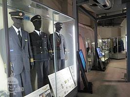 パイロットの制服