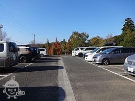 サブ駐車場