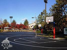 3オン3バスケットボールコート