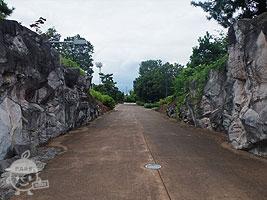 赤城の道(風の道)