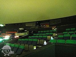 スペースシアター(プラネタリウム)