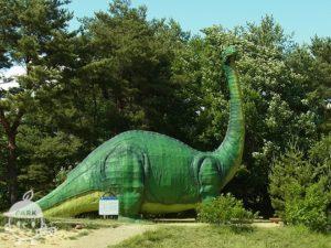茶臼山動物園・恐竜公園