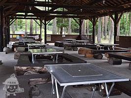 野外BBQ棟