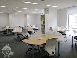 4階・学習室