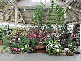 花とみどりの展示館