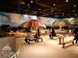 親子恐竜マイアサウラ劇場