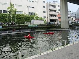 カヌー・カヤック場