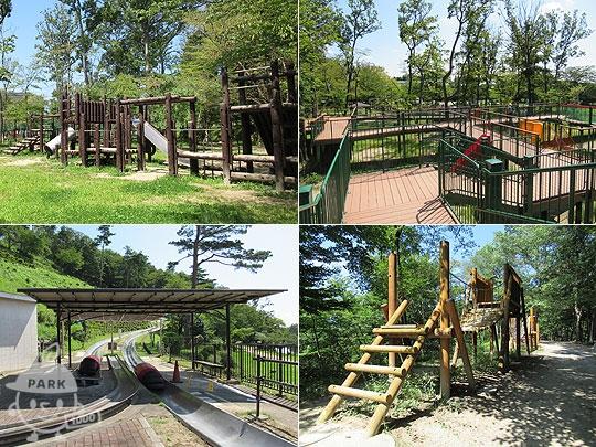 郡山ウエストスポーツパーク・大槻公園