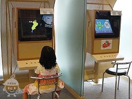 パソコン&バーチャルゲームコーナー