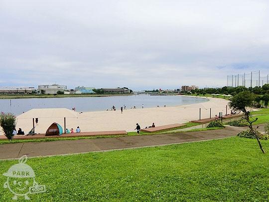 大森ふるさとの浜辺公園・大森東水辺スポーツ広場