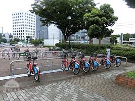 大田区コミュニティサイクル