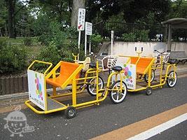 四輪自転車(ペアペア)