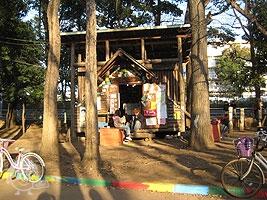 世田谷プレーパーク